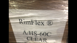 TPE Thermoplastic Elastomer White Plastic Pellets ~ Vector SBC ~ 10 LBS