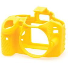 easyCover Protective Skin - Camera Cover for Nikon D3200 Camera (Yellow)