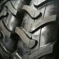 (2-tires) 14.9-24 12 Ply R4 Rear Backhoe Industrial Tractor Tires+tubes 14.9x24