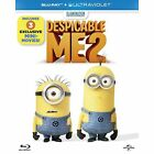 Despicable Me 2 (Blu-ray, 2013, 2-Disc Set)