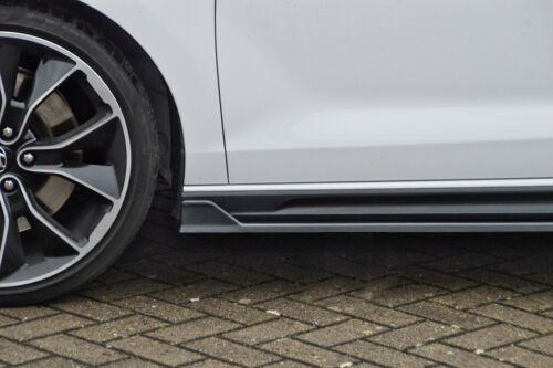 Performance CUP Seitenschweller Schweller Sideskirts ABS für Hyundai I30N