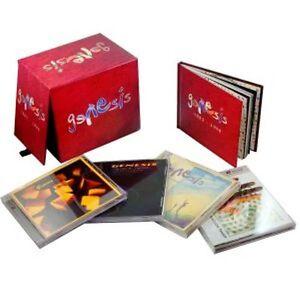 Genesis-034-1983-1998-034-Collection-Box-Set-Genesis-5-CD-5-DVD-Box-Set-W-Bonus-Book