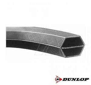 Image is loading AA-Dunlop-Hex-Tractor-Mower-Agricultural-Double-Sided- 62fb3d234ab