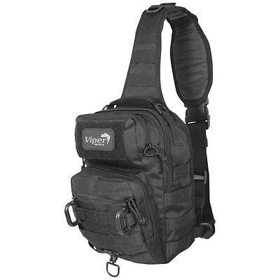 VIPER TACTICAL SHOULDER PACK BAG MOLLE EDC GRAB POLICE SECURITY TRAVEL 10L