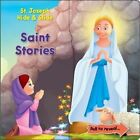 St. Joseph Hide & Slide: Saint Stories by Catholic Book Publishing Corp (Board book, 2014)