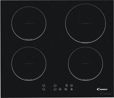 Piano cottura induzione candy 4 fuochi incasso elettrico for Fornello elettrico ikea