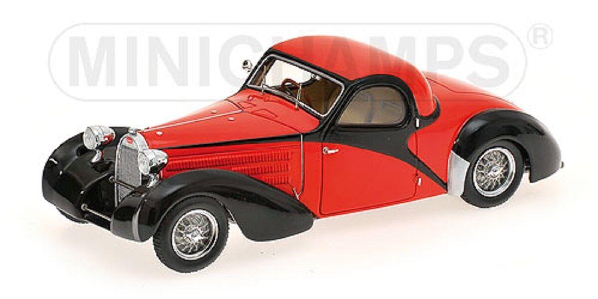 para barato 1 43 Bugatti Type 57c Atalante - 1939 1939 1939 Minichamps 437110220 OVP New  despacho de tienda