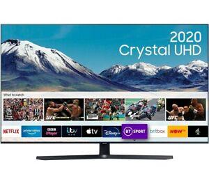 "Samsung UE55TU8500U 55"" 4K LED Smart TV - Black"