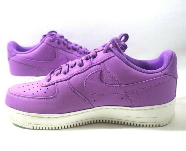 NikeLAB Air Force 1 Low Purple Stardust