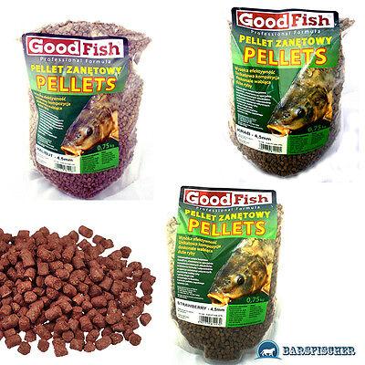 20,83eur//1kg 120g Carp zoom Method Feeder pellets ∅ 3mm Mini pellets Carp baits