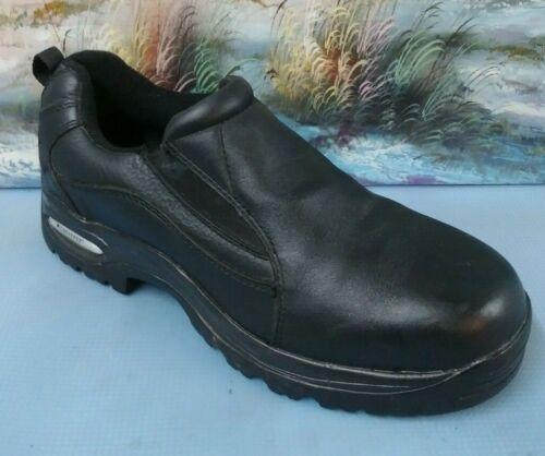 Converse Men's  Boots Sz 9.5  Black Leather F2413-