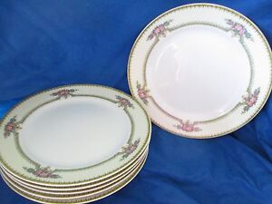 Noritake-Nirvana-LUNCHEON-PLATE-1-of-5-available-have-more-items-to-this-set