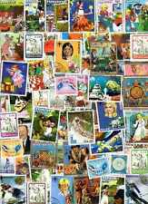 Paraguay 300 timbres différents