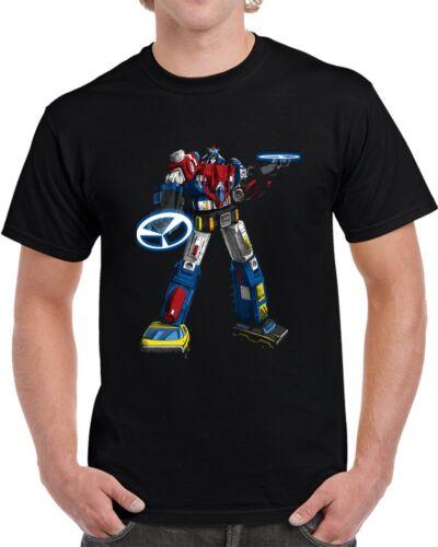 Voltron T Shirt