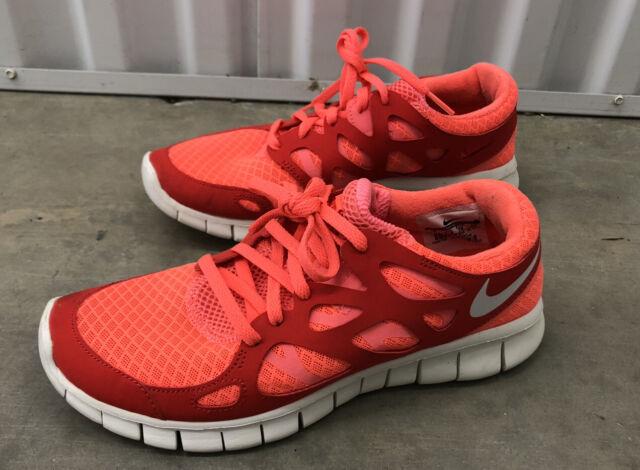 Women's Nike Free Run 2 Mango US Size 7