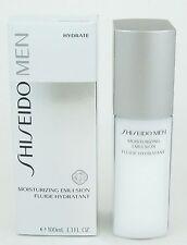 Shiseido Men Moisturizing Emulsion 100 ml./3.3 oz New In Box