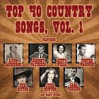 Top 40 Country Songs, Vol. 1 [Box] by Various Artists (CD, Oct-2012, 3 Discs, United Audio Entertainment)
