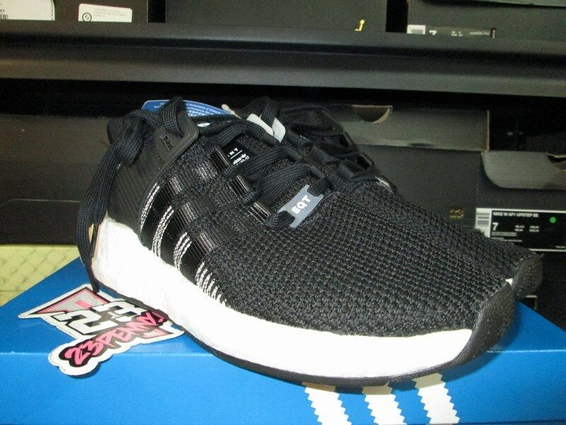 SALE ADIDAS EQT SUPPORT 93 17 BLACK GREY BY9509 SZ 8.5 9.5 10.5 NEW DS BOOST