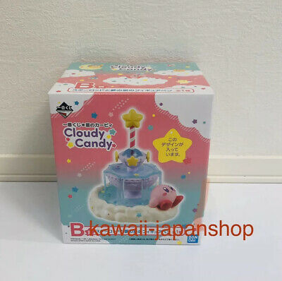 Banpresto Ichiban kuji Kirby Star Cloudy Candy Pen Holder /& Pen B Prize JAPAN