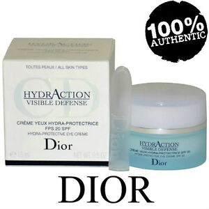dior hydraction visible defense hydra protective light creme