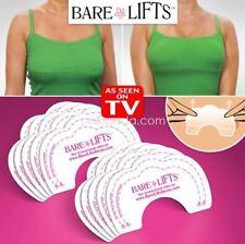 Push Up Klebe BH selbstklebend, BARE LIFTS, Trägerlos Brust Breast,  2 Stück