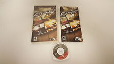Need for Speed: Most Wanted - 5-1-0 Black Label Playstation PSP