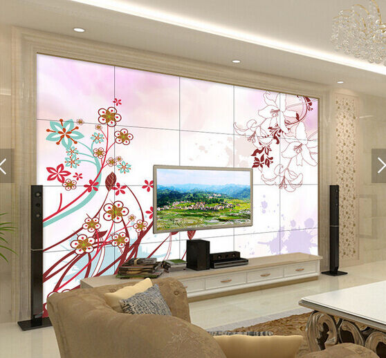 3D Cartoon Lily Flowers 557 Paper Wall Print Wall Decal Wall Deco Indoor Murals