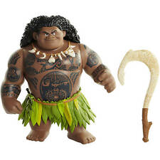 (NEW IN BOX) DISNEY MOANA TALKING SINGING MEGA MAUI JUMBO KIDS ACTION FIGURE TOY