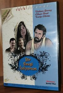 Tuerkische-Filme-Bir-Sevgi-stiyorum-Tuerkan-oray-DVD-Turkish-Movies