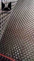 """Carbon Fiber Fabric / Cloth:  Plain Weave - 5.7 oz,  3K, 50"""" wide x 36"""""""