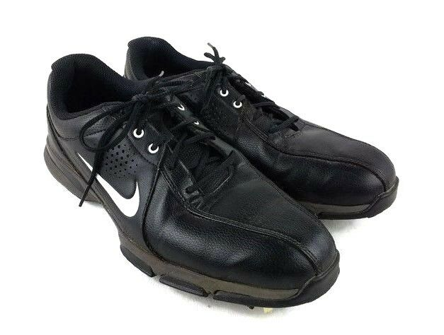 59a85bf0cb Nike Men Durasport III III III Golf Shoes Size 8.5 M Black Athletic  628527-002