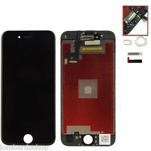 TOUCH-SCREEN-FRAME-VETRO-LCD-DISPLAY-RETINA-SCHERMO-PER-APPLE-IPHONE-6S-NERO