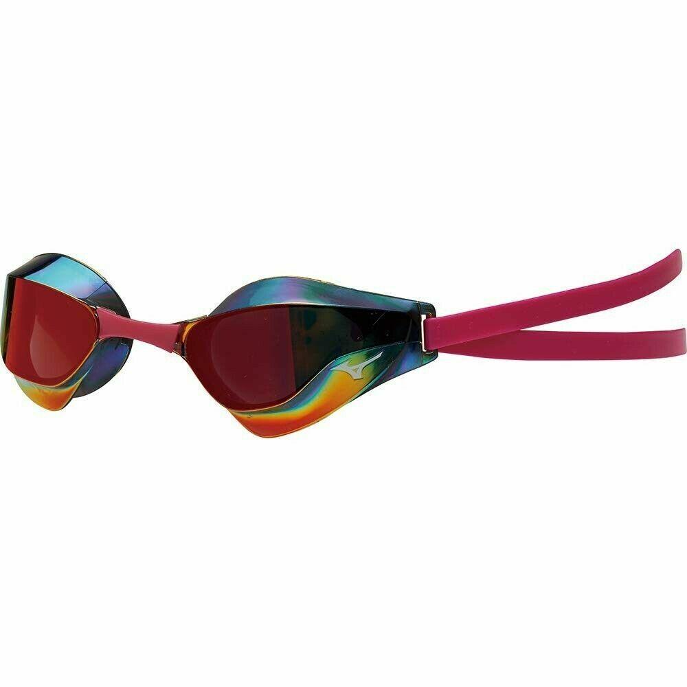 2019 MIZUNO Swimming Goggles N3JE9001 Smoke×Shadow GX-SONIC EYE J Made in Japan