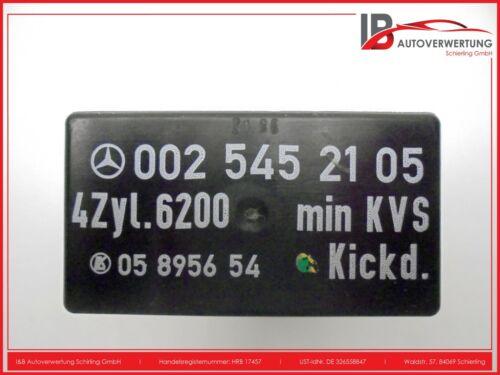Mercedes Benz W124 W201 ► Original Kraftstoffpumpe Relais ► A 0025452105