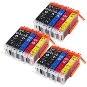 XL Druckerpatronen für Canon Pixma MG5750 MG5751 TS5050 MG7750 TS6050 TS8050 15x