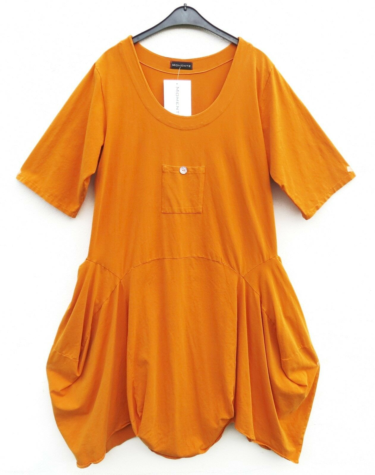 NEU MOMännerTE Sommer Kleid Kleid Robe Vestido XL 48 50 Lagenlook