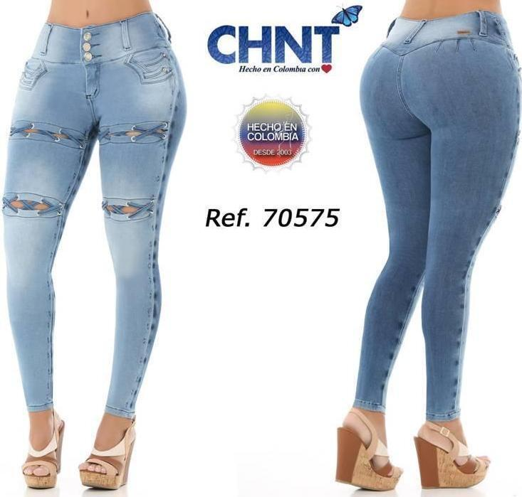 Jeans Colombiano  PUSH UP 70575