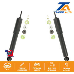 Front-Shock-Absorber-Pair-Ford-E-250-E-350-Super-Duty-Econoline-E-150-E-450