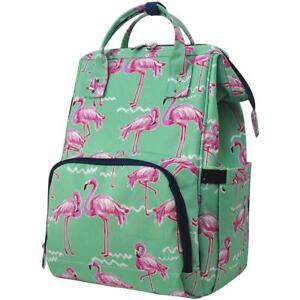 Flamingo Summer NGIL Diaper Bag Baby Kids Toddler Mom Backpack Free Ship NEW