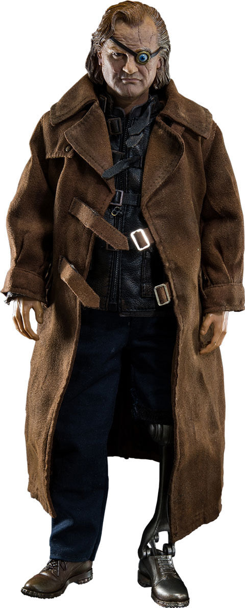 HARRY POTTER -  Mad-Eye  Moody 1 6th Scale Action Figure (Star Ace Toys)  NEW