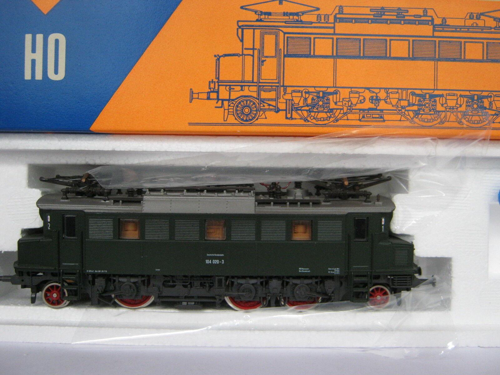 ROCO HO 04144 S E-Lok BR 104 020-3 DB (rg rz 010-62r2 6)