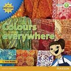 My Gulf World and Me Level 1 Nonfiction Reader Colours Everywhere by Riddle Kate