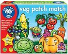 Orchard Toys Veg Patch Match Puzzle. Delivery