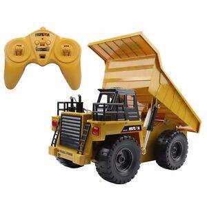 2.4Ghz 6 Channel Radio Remote Control Dump Truck R/C RTR