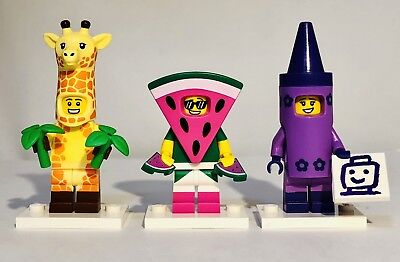 LEGO Minifigures The LEGO Movie 2 Watermelon Dude