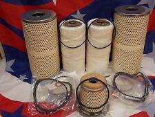 M35A2 Deuce and a Half 2.5 ton Oil Filter Set and Fuel Filter Set