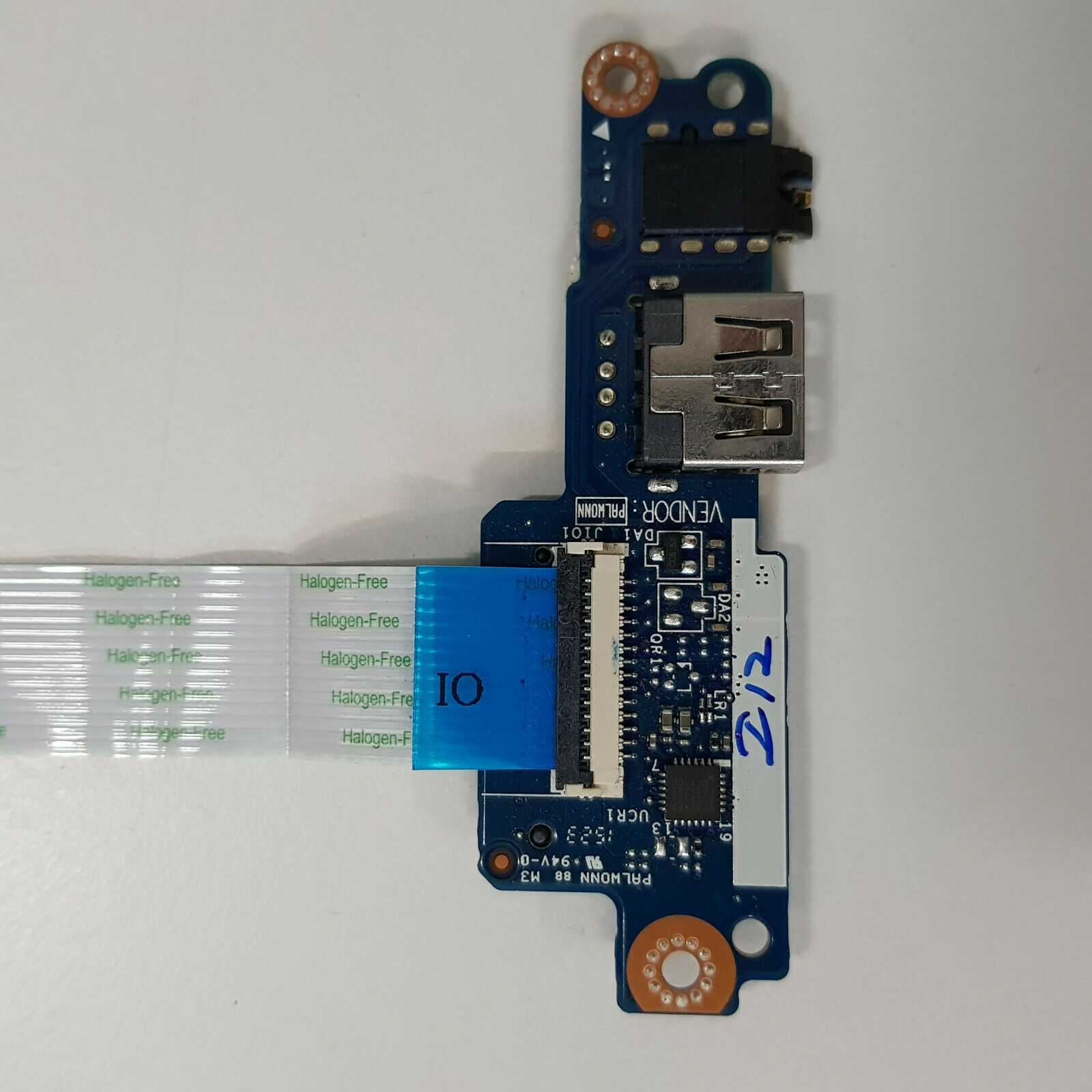 New For HP ProBook 5310m Audio Sound//USB//Card Reader Board with Cable LS-5221P