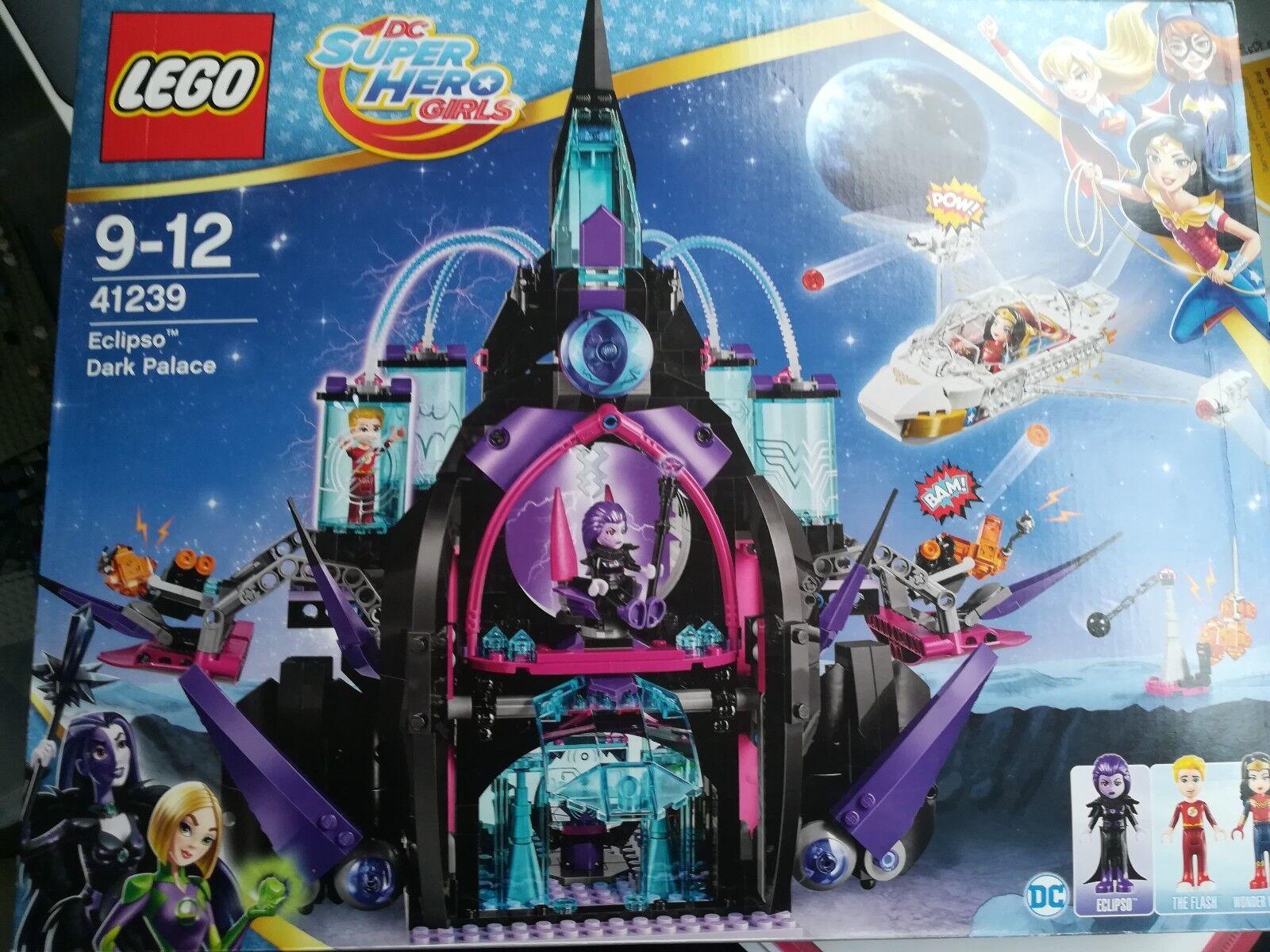 LEGO DC Super Hero Girls 41239  - Le Palais Maléfique D'eclipso Neuf