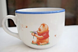 Large-DISNEY-WHINNIE-the-POOH-SIMPLY-POOH-CUP-MUG-5-inch-diameter