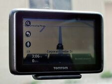 NEW TomTom BLUE & ME 2 Car GPS System USA/Canada/Mexico LIFETIME TRAFFIC fiat